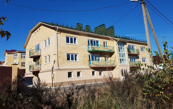 Просторные апартаменты на ул. Цветочная поляна